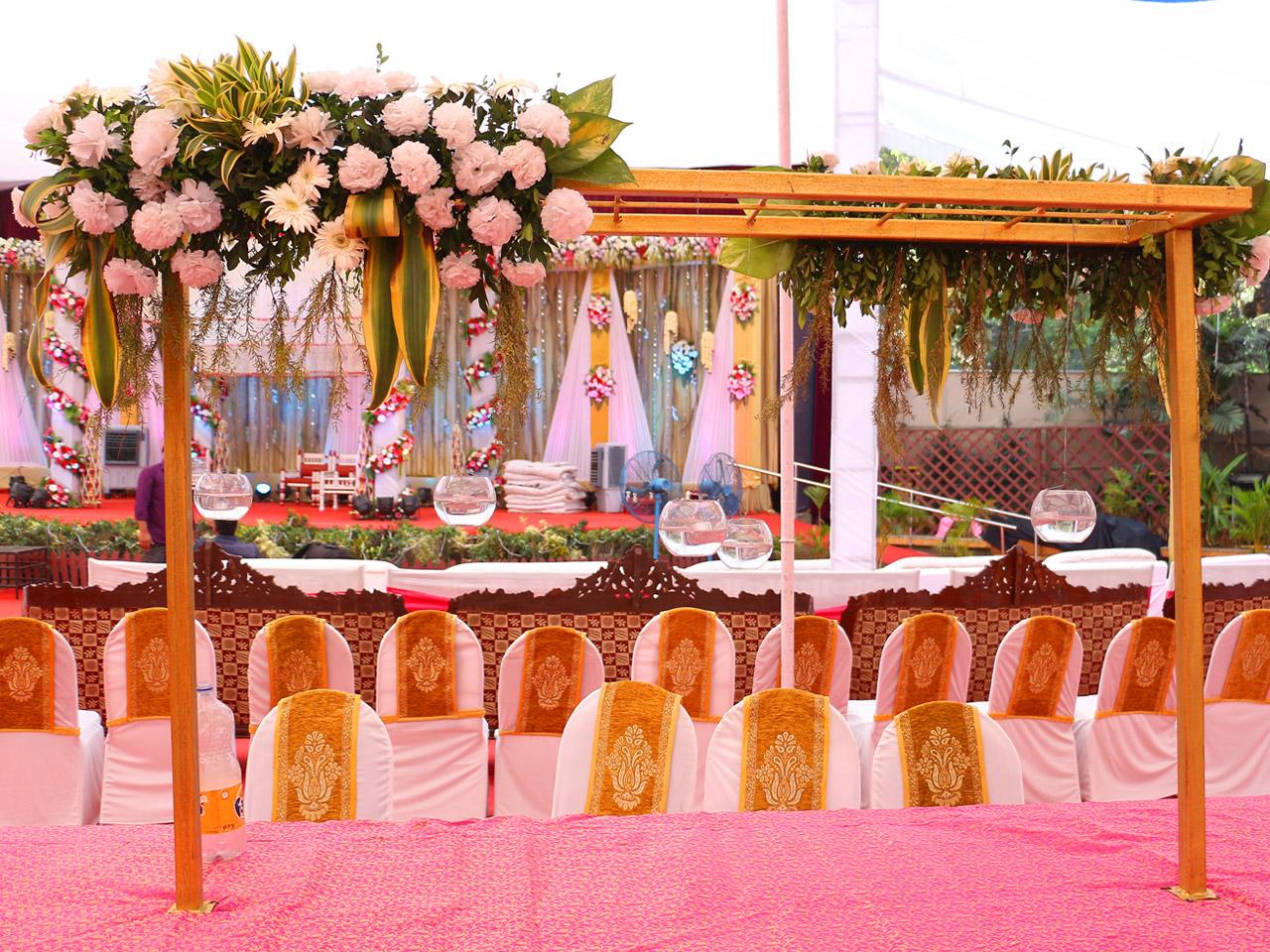 Mumbai Indian Wedding Reception Decorators And Planners Goa Beach