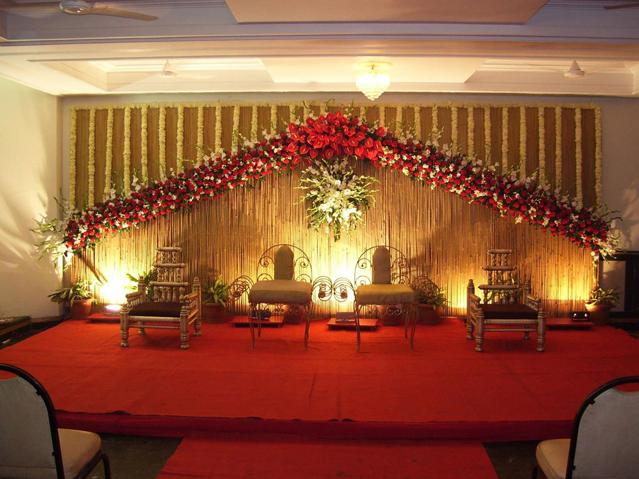 Mumbai Indian Wedding Reception Decorators And Planners Goa Beach